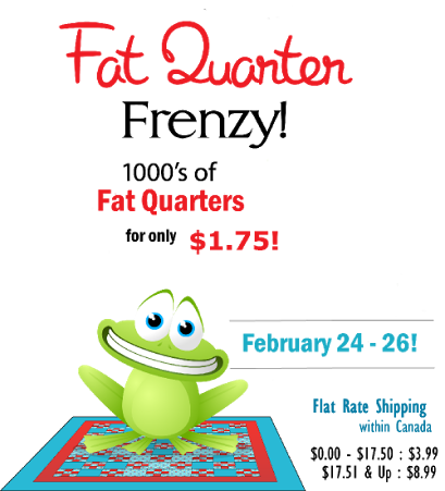 http://store.sew-sisters.com/stores_app/Browse_dept_items.asp?Store_id=807&Page_id=17&categ_id=529&parent_ids=0,3&name=Fat+Quarter+Frenzy+%28Coming+Soon!%29