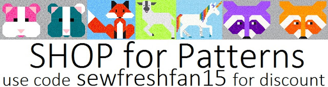 Sew Fresh Quilts Etsy Shop