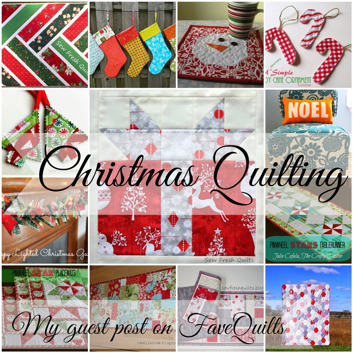 http://www.seamsandscissors.com/get-inspired-christmas-quilting-ideas